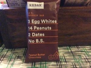 RXBar Peanut Butter Chocolate